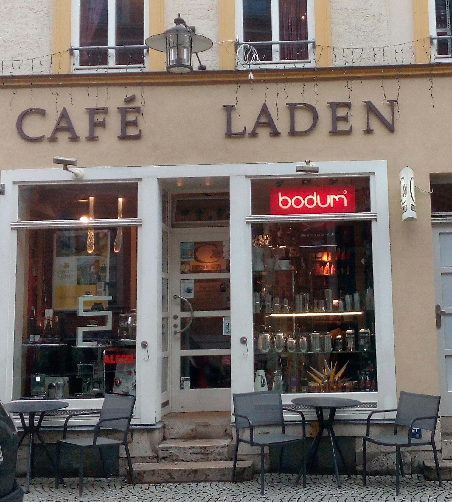 Cafés in Weimar